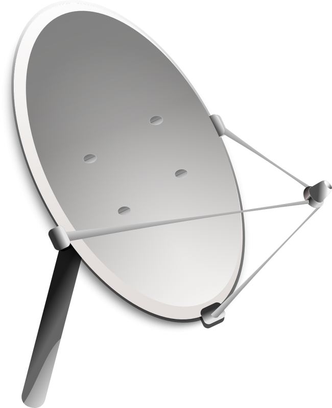 Antenna For Wooded Area