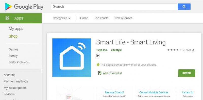 Cómo configurar Enchufe Inteligente con Google Home 1