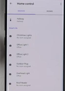 Cómo configurar Enchufe Inteligente con Google Home 39