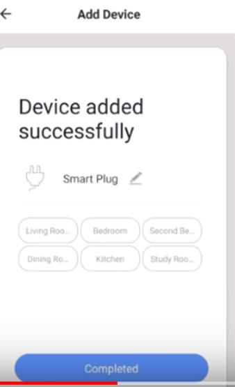 Cómo configurar Enchufe Inteligente con Google Home 9