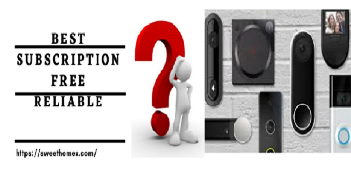 Rwhich is the best Video Doorbell Without Subscription