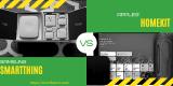 Homekit vs SmartThings