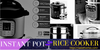Instant Pot vs Rice Cooker: A Better Insight into Instant Pot and Rice Cooker for 2020