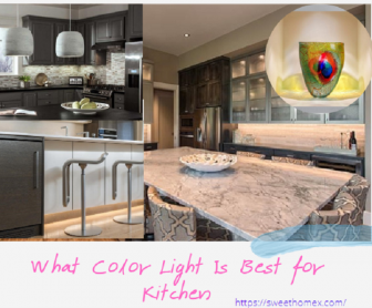 What Color Light Is Best for Kitchen: Best Lighting Solution is here